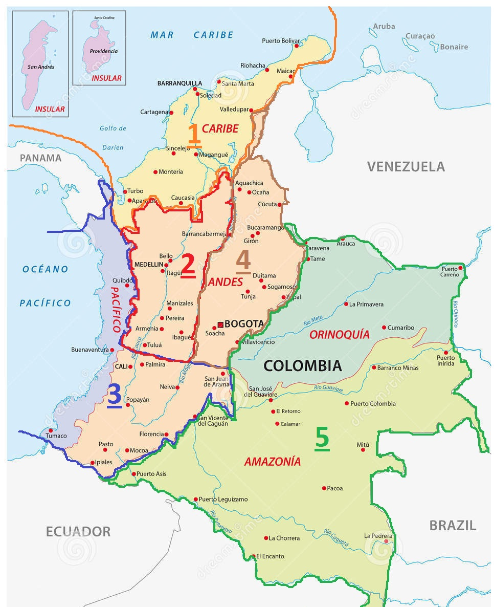 colombie AB