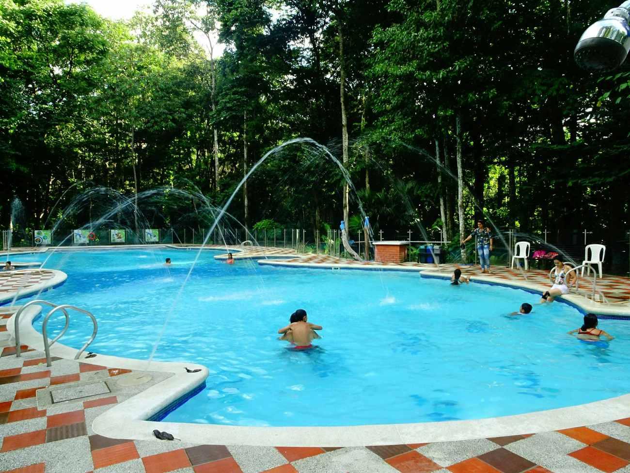 gallineral san gil piscine
