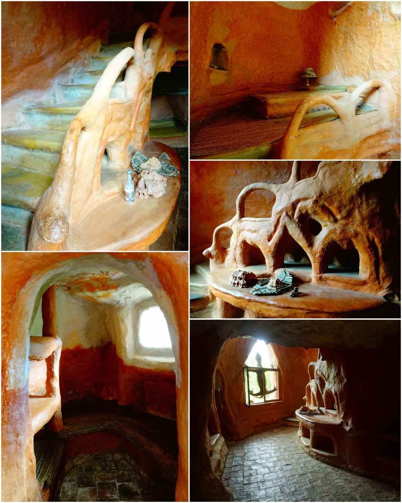 Casa terracotta chambre