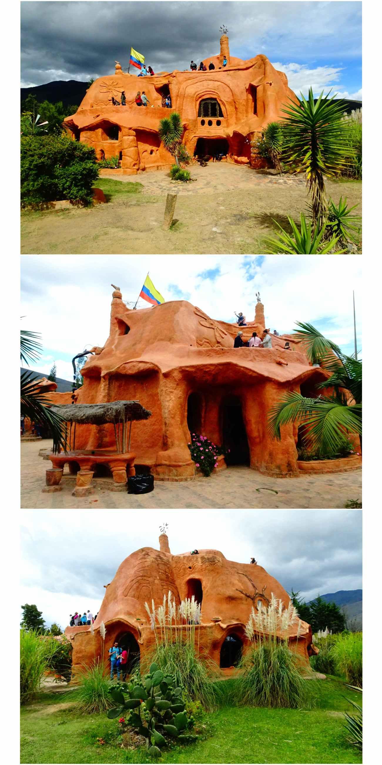 Casa terracotta entier