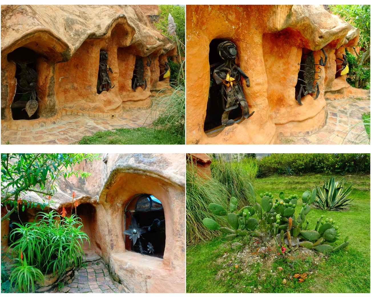Casa terracotta fenetres