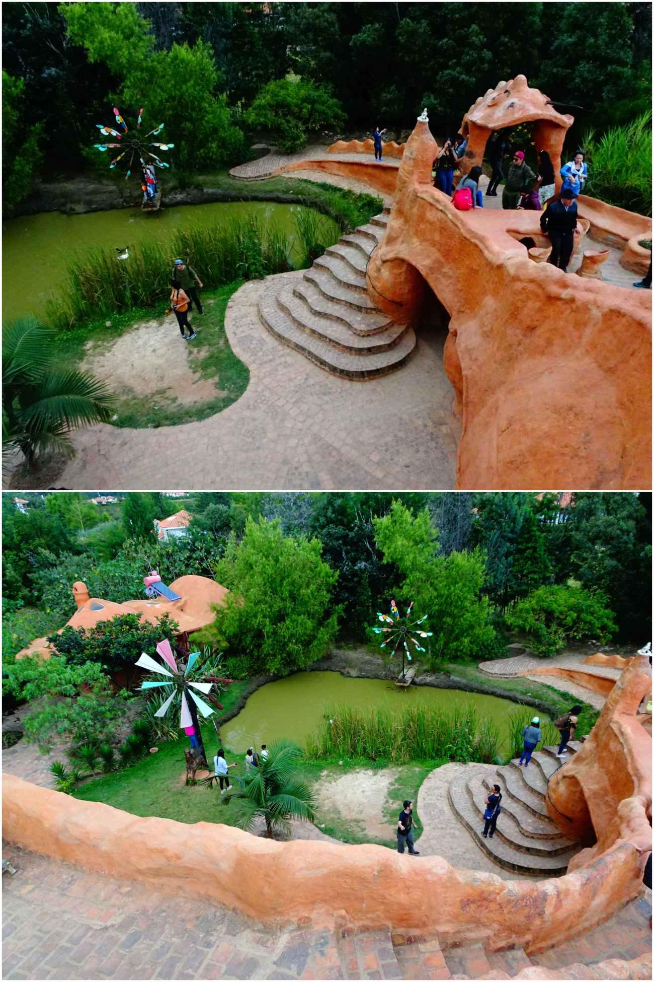 Casa terracotta jardin1