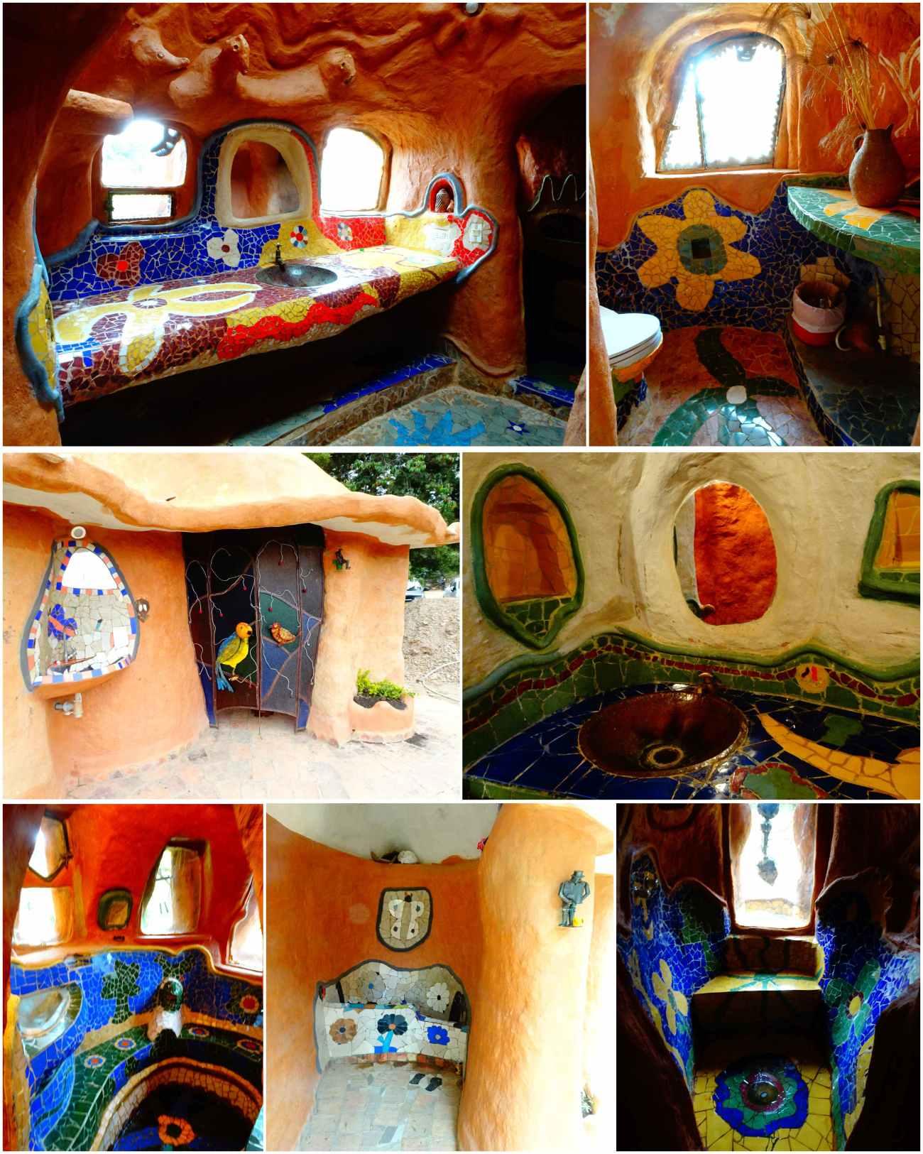 Casa terracotta sdb