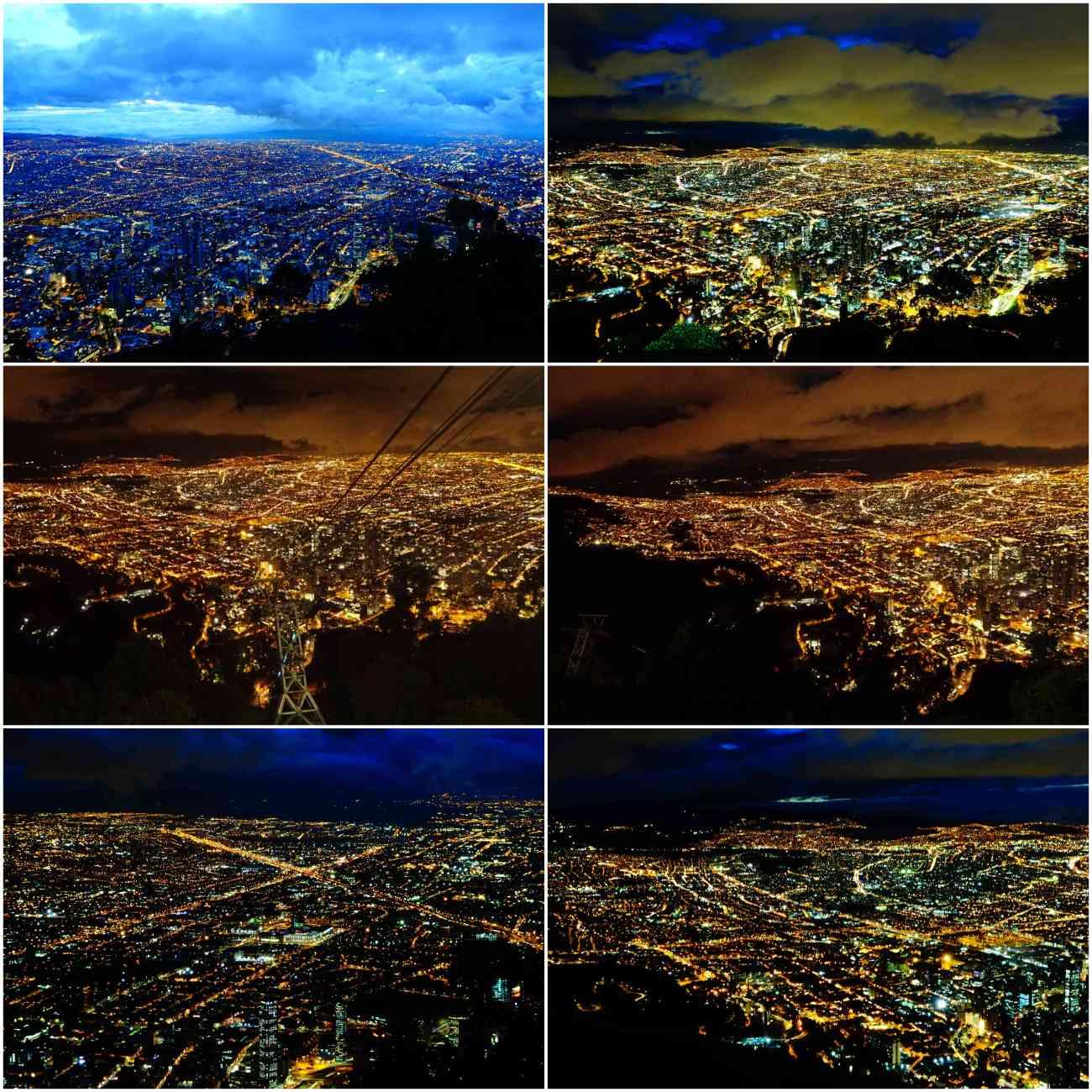 Bogota_mirador_monserrate_nuit
